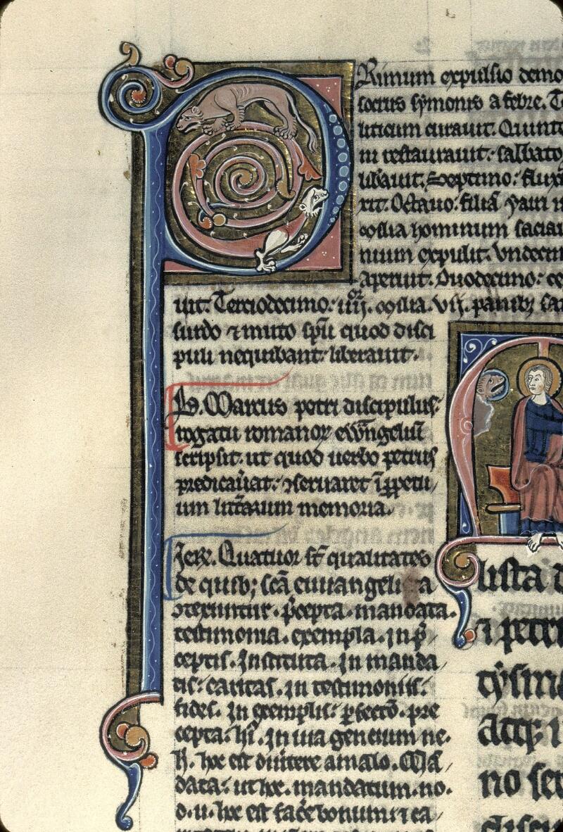 Avranches, Bibl. mun., ms. 0024, f. 097v - vue 2