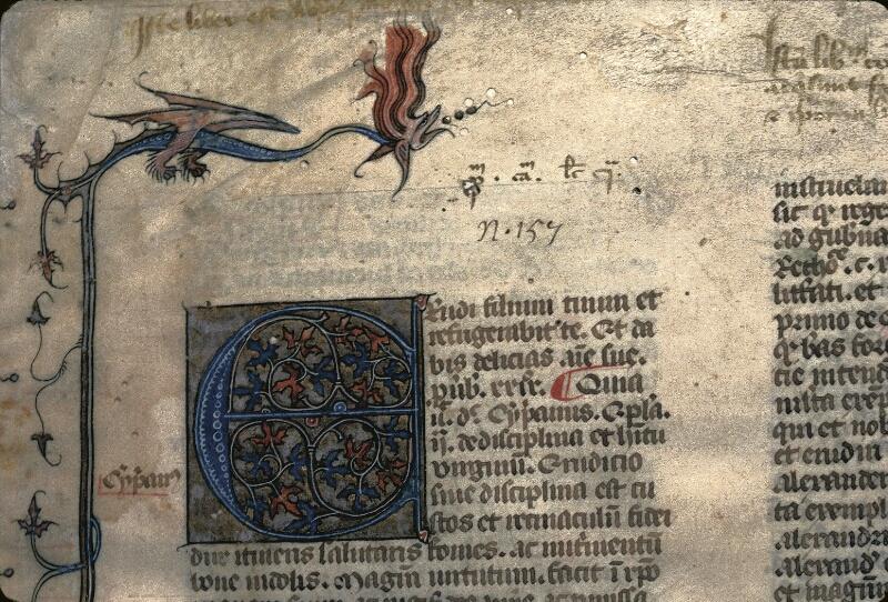 Avranches, Bibl. mun., ms. 0033, f. 001 - vue 2