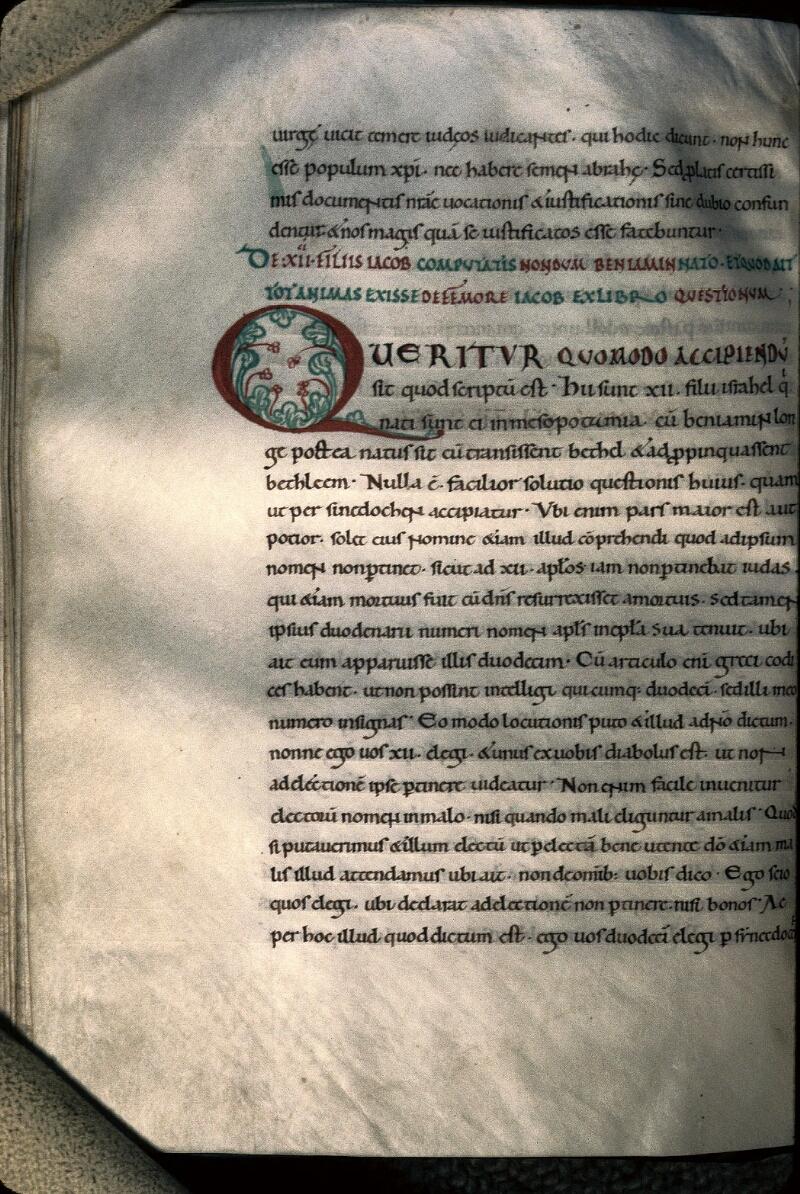 Avranches, Bibl. mun., ms. 0035, f. 100v