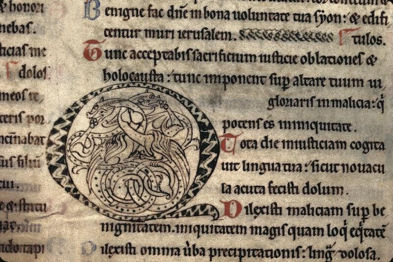 Avranches, Bibl. mun., ms. 0039, f. 001v