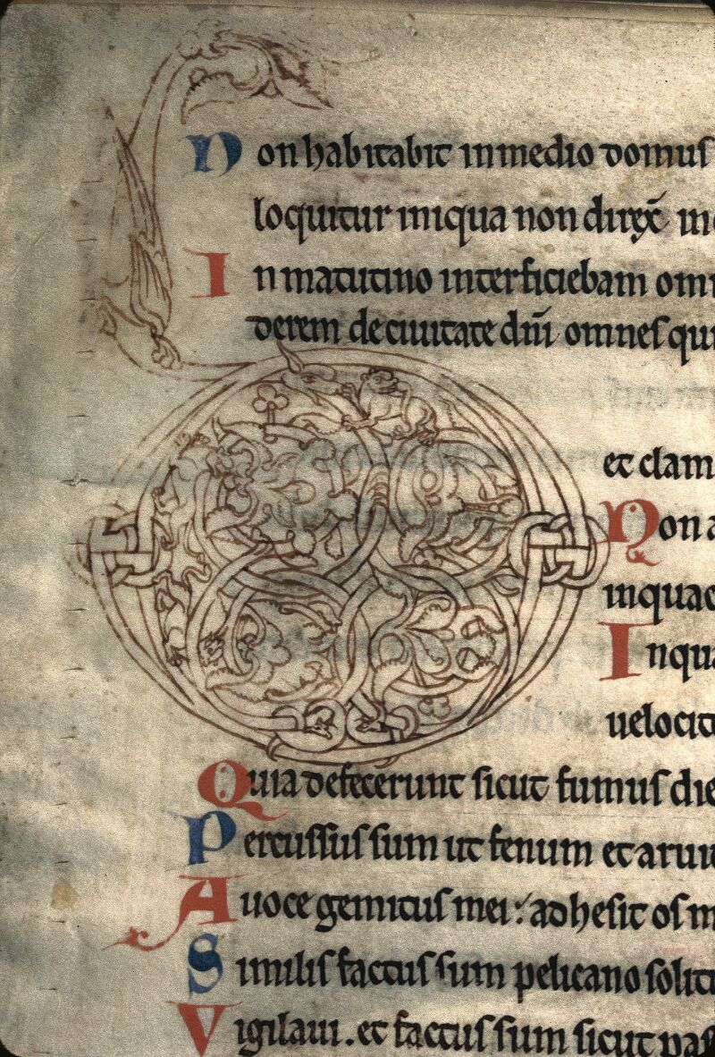 Avranches, Bibl. mun., ms. 0039, f. 010