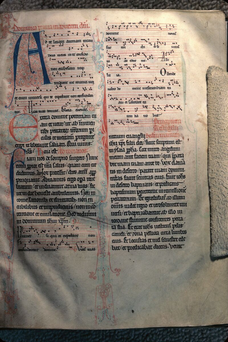 Avranches, Bibl. mun., ms. 0042, f. 009