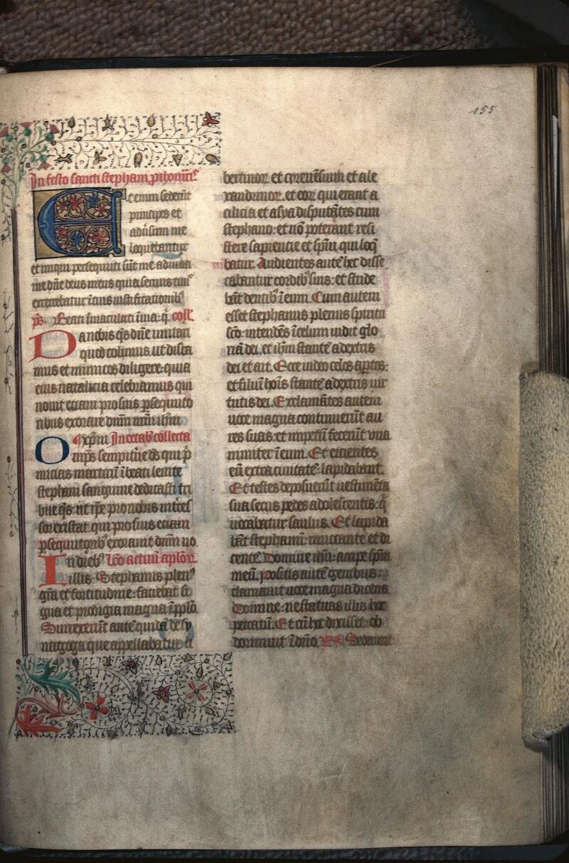 Avranches, Bibl. mun., ms. 0043, f. 155