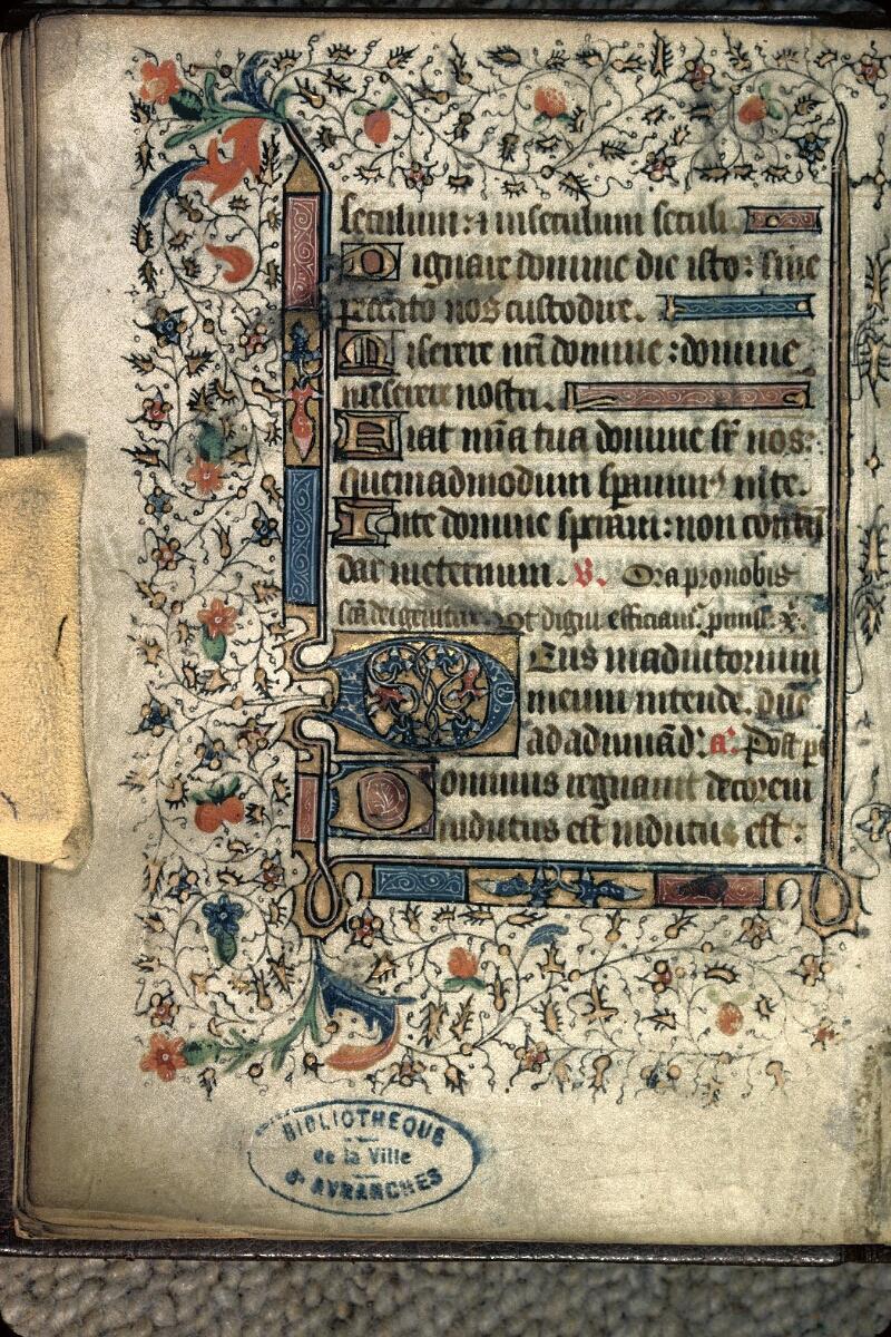 Avranches, Bibl. mun., ms. 0045, f. 022v
