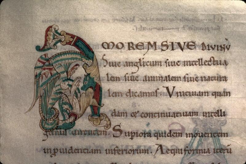 Avranches, Bibl. mun., ms. 0047, f. 128 - vue 2