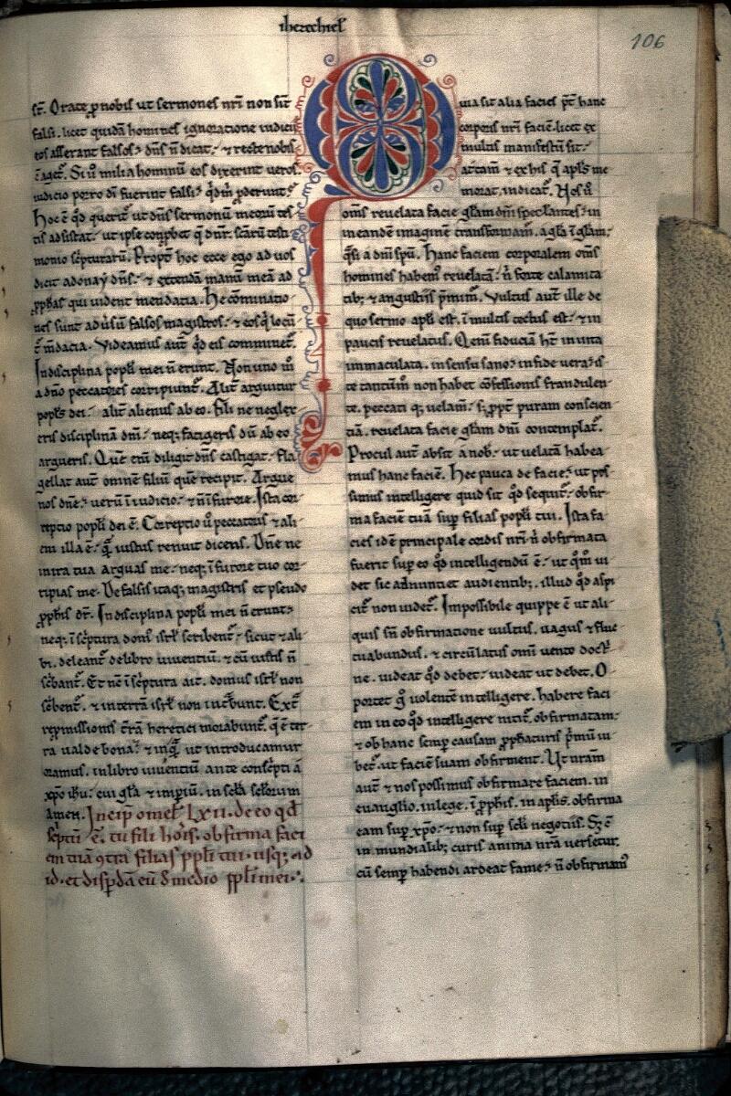Avranches, Bibl. mun., ms. 0053, f. 106