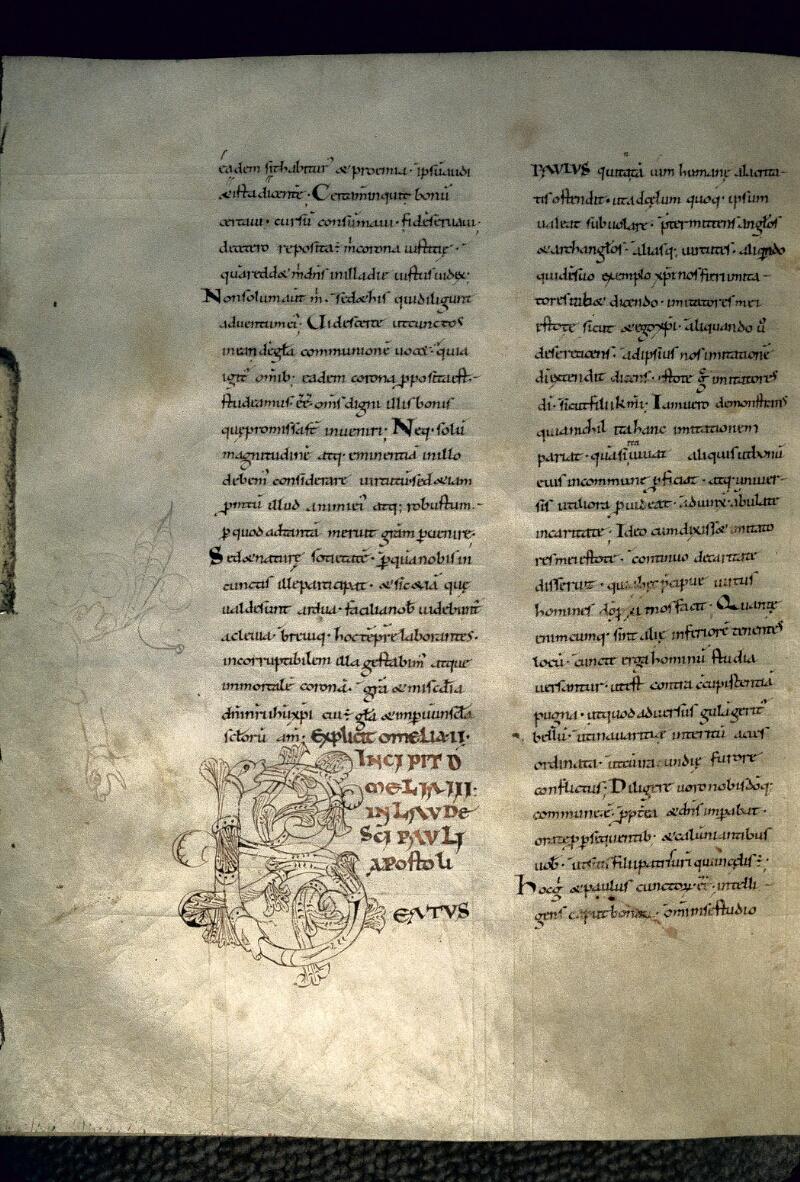 Avranches, Bibl. mun., ms. 0061, f. 323v