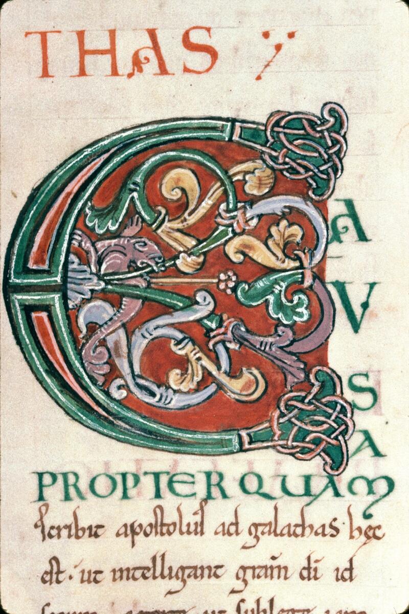 Avranches, Bibl. mun., ms. 0072, f. 150