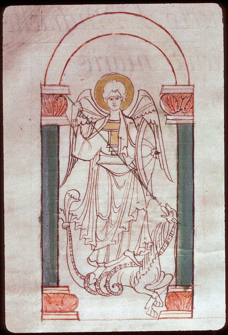 Avranches, Bibl. mun., ms. 0076, f. 000I - vue 2
