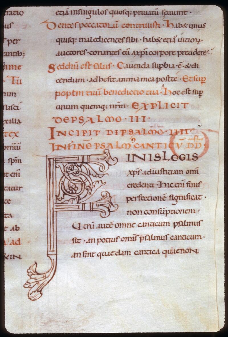 Avranches, Bibl. mun., ms. 0076, f. 009v