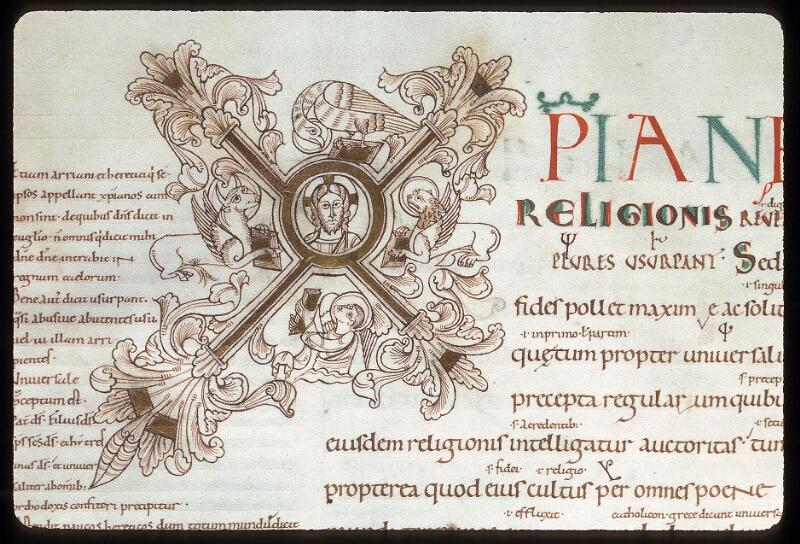Avranches, Bibl. mun., ms. 0086, f. 138v - vue 2