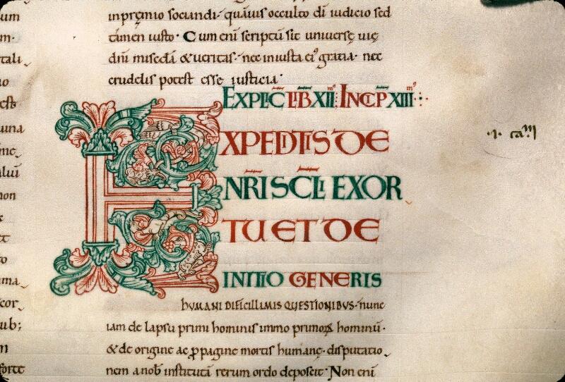Avranches, Bibl. mun., ms. 0089, f. 096 - vue 2