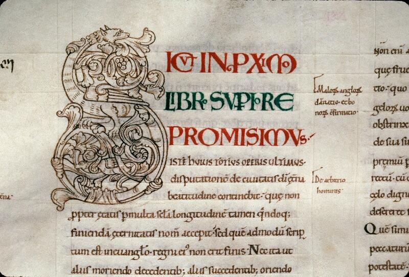 Avranches, Bibl. mun., ms. 0089, f. 190v