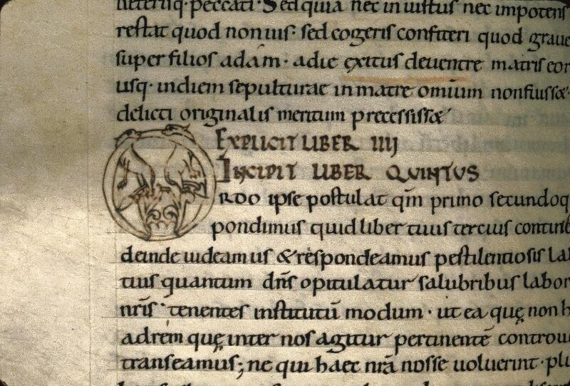 Avranches, Bibl. mun., ms. 0091, f. 109v
