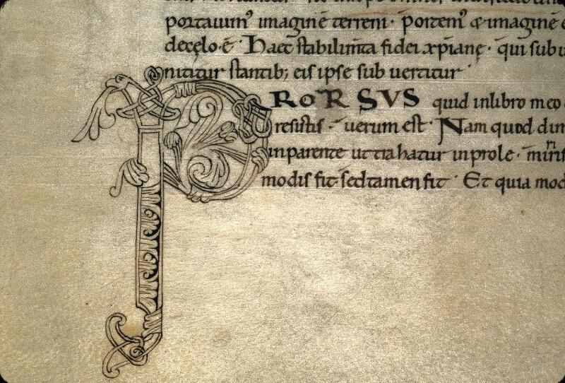 Avranches, Bibl. mun., ms. 0091, f. 142v