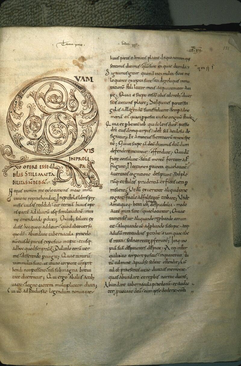 Avranches, Bibl. mun., ms. 0097, f. 188
