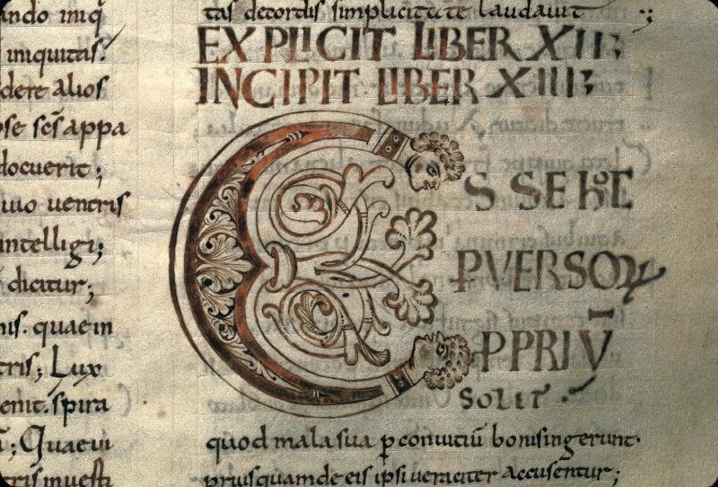 Avranches, Bibl. mun., ms. 0097, f. 214 - vue 2