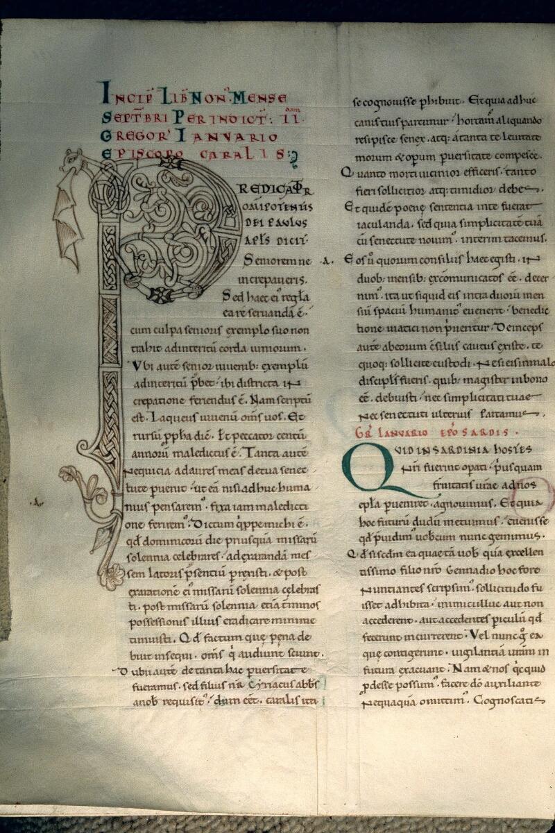 Avranches, Bibl. mun., ms. 0102, f. 126v