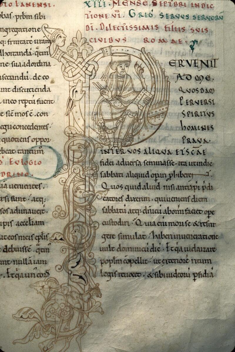 Avranches, Bibl. mun., ms. 0102, f. 188 - vue 2
