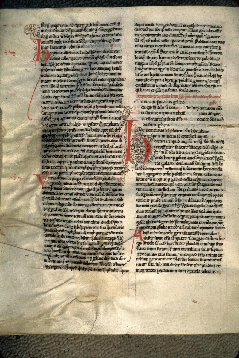 Avranches, Bibl. mun., ms. 0104, f. 099v