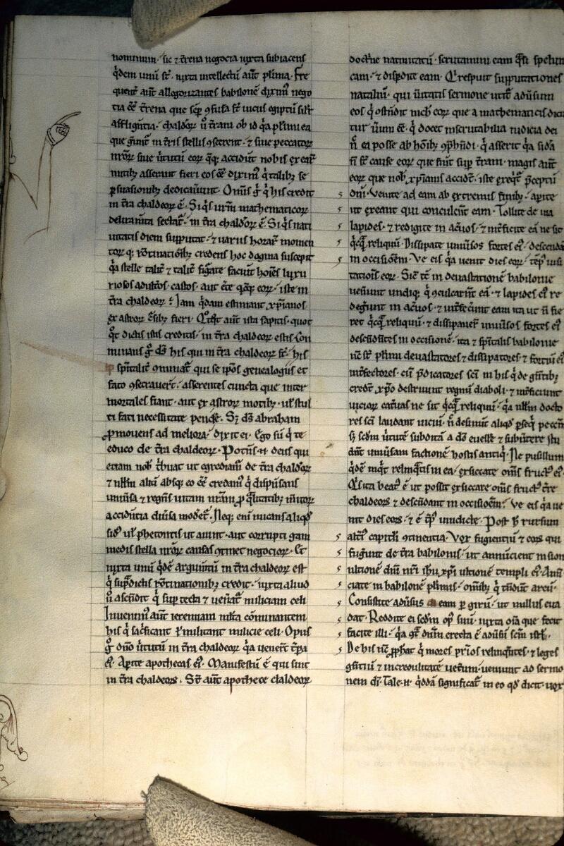 Avranches, Bibl. mun., ms. 0113, f. 106v