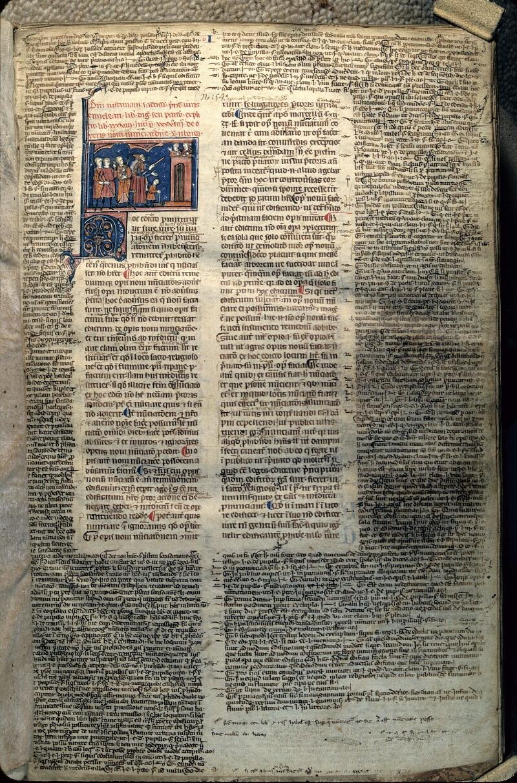 Avranches, Bibl. mun., ms. 0139, f. 003 - vue 1