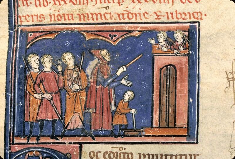Avranches, Bibl. mun., ms. 0139, f. 003 - vue 2