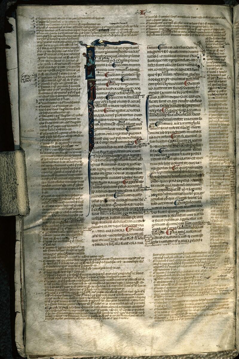 Avranches, Bibl. mun., ms. 0140, f. 011v - vue 1