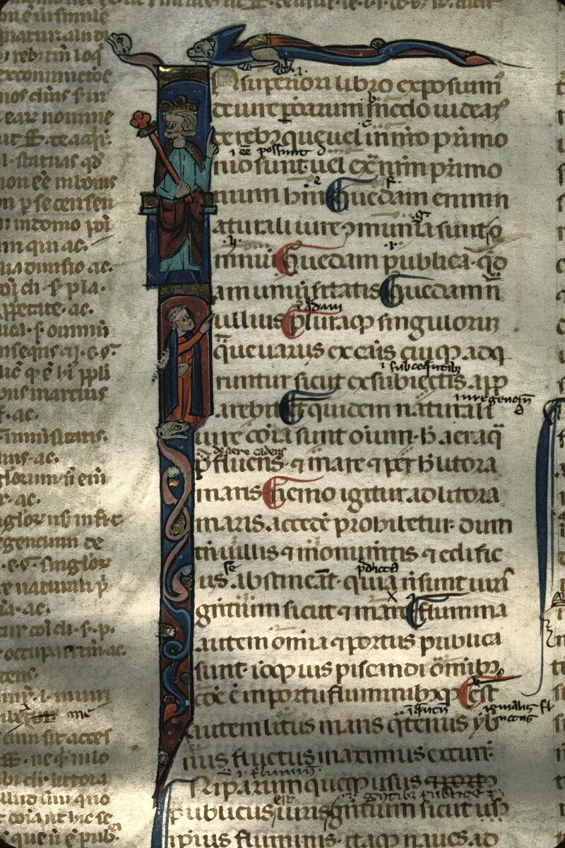 Avranches, Bibl. mun., ms. 0140, f. 011v - vue 2