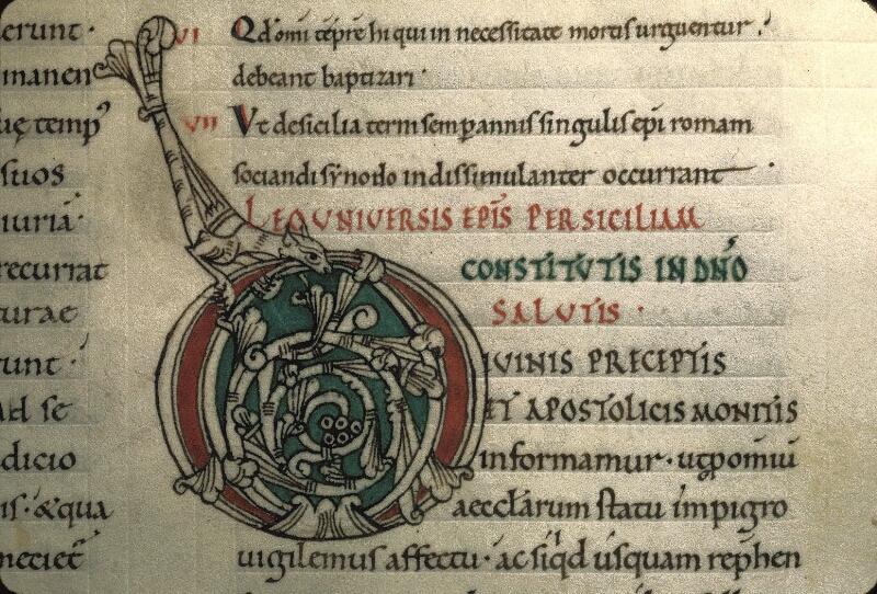 Avranches, Bibl. mun., ms. 0146, f. 069 - vue 2
