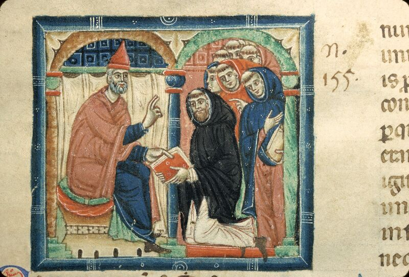 Avranches, Bibl. mun., ms. 0150, f. 005 - vue 2