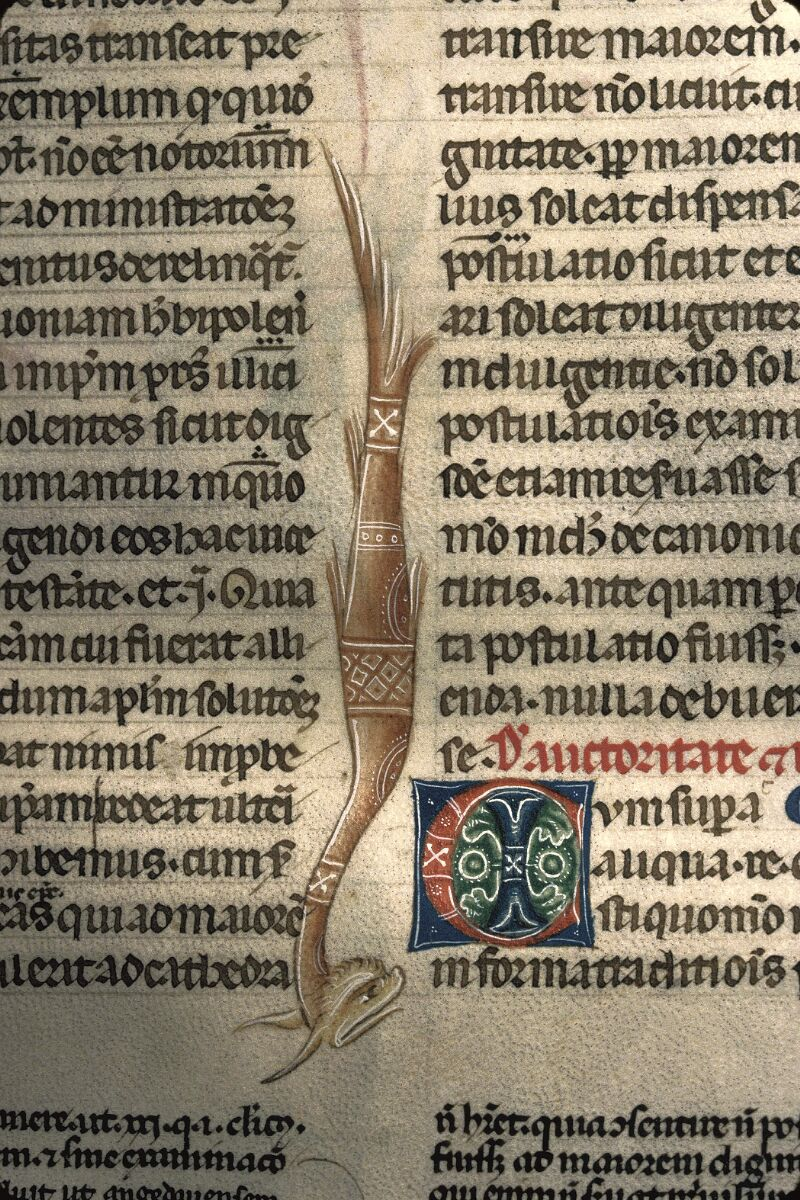 Avranches, Bibl. mun., ms. 0150, f. 028