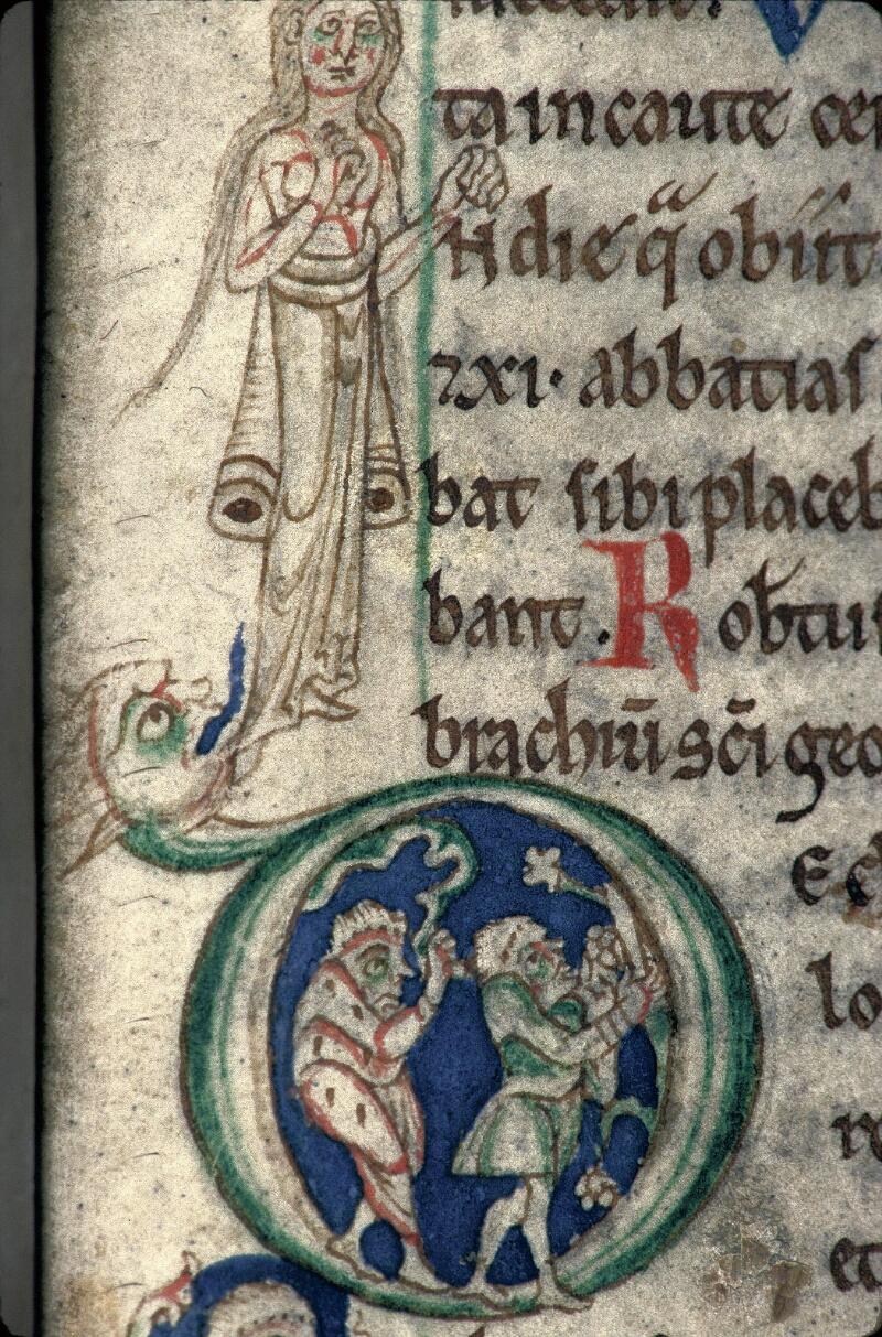 Avranches, Bibl. mun., ms. 0159, f. 169 - vue 3