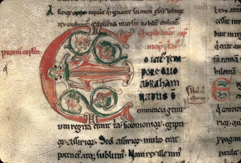 Avranches, Bibl. mun., ms. 0160, f. 012v