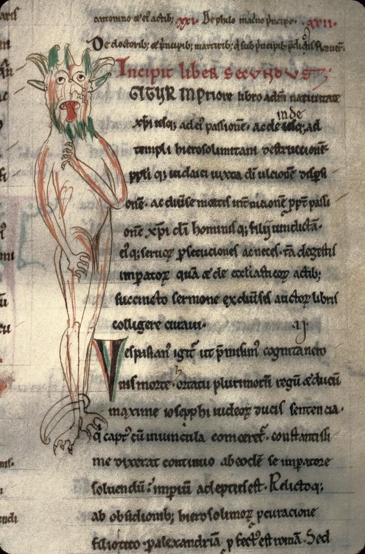 Avranches, Bibl. mun., ms. 0160, f. 105