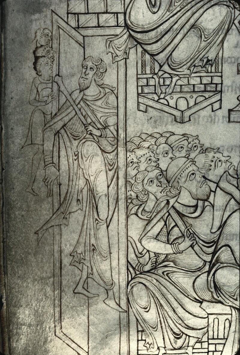 Avranches, Bibl. mun., ms. 0210, f. 019v - vue 4