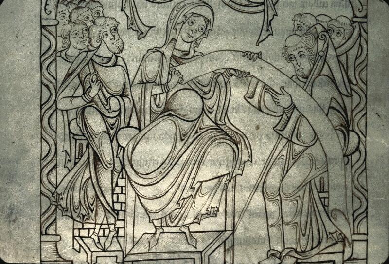 Avranches, Bibl. mun., ms. 0210, f. 023v - vue 3