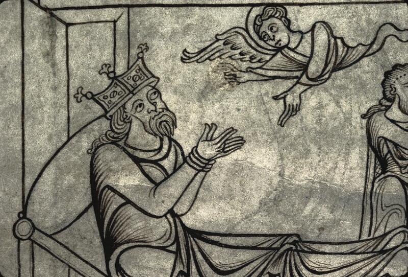 Avranches, Bibl. mun., ms. 0210, f. 025v - vue 6