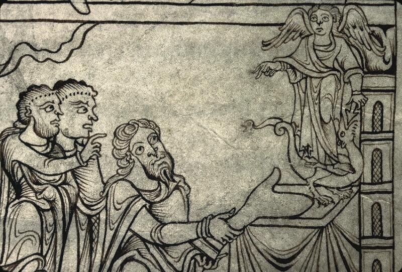 Avranches, Bibl. mun., ms. 0210, f. 025v - vue 7