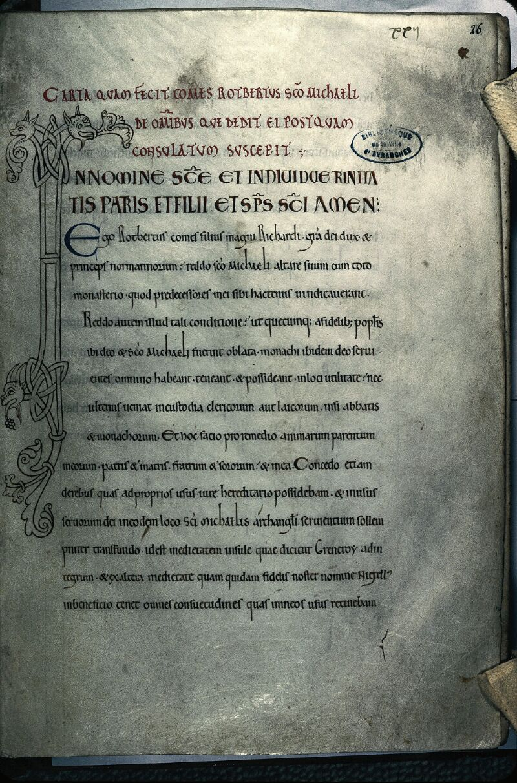 Avranches, Bibl. mun., ms. 0210, f. 026