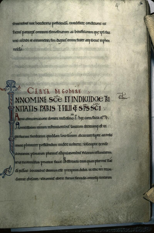 Avranches, Bibl. mun., ms. 0210, f. 056 - vue 1