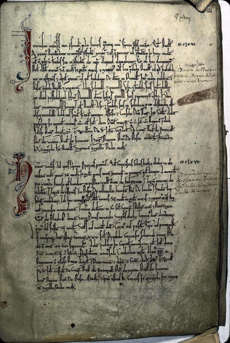 Avranches, Bibl. mun., ms. 0210, f. 122