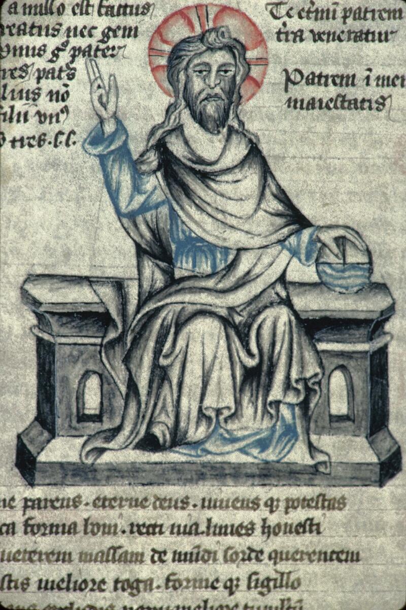 Avranches, Bibl. mun., ms. 0213, f. 012v - vue 2