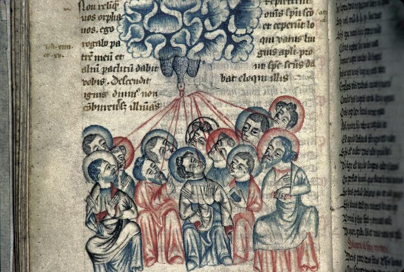 Avranches, Bibl. mun., ms. 0213, f. 015v - vue 2