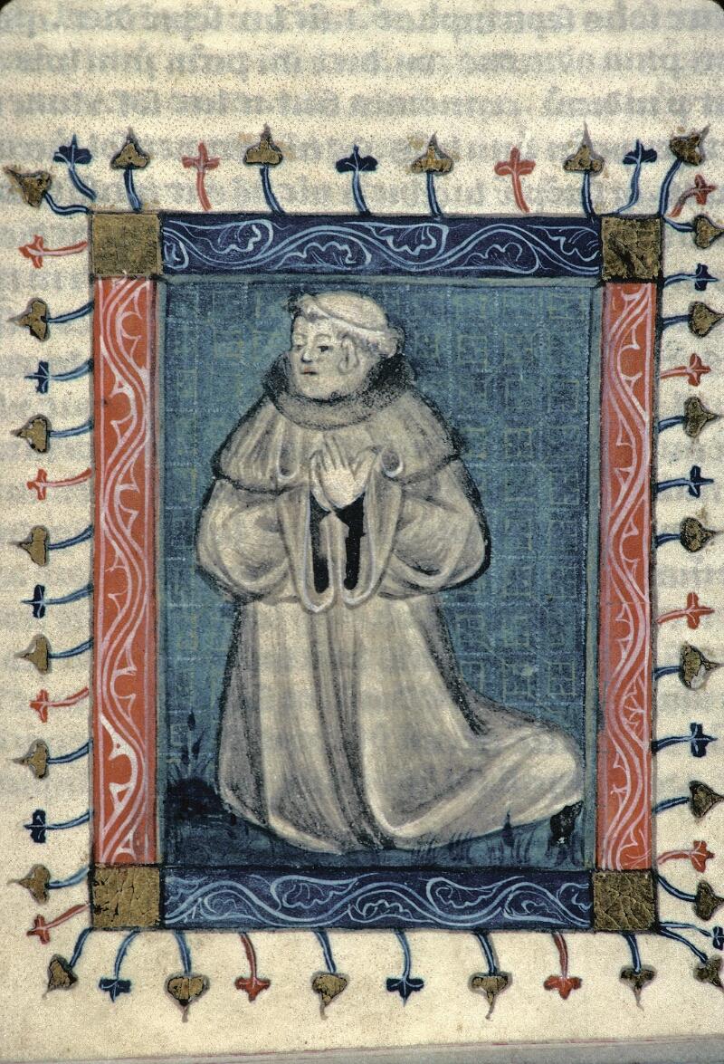 Avranches, Bibl. mun., ms. 0213, f. 229 - vue 2