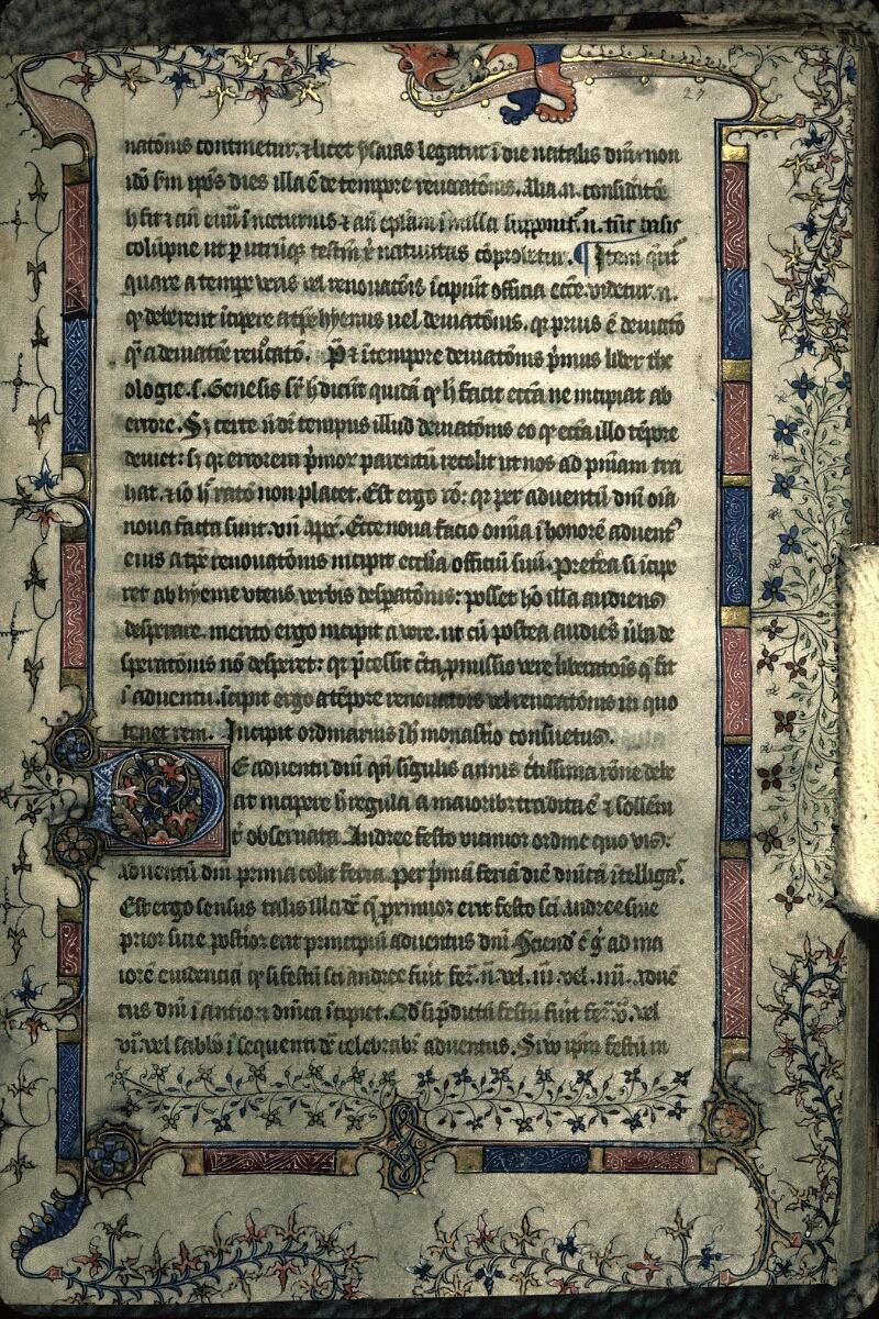 Avranches, Bibl. mun., ms. 0216, f. 027