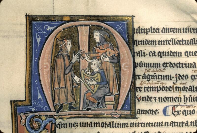 Avranches, Bibl. mun., ms. 0222, f. 009 - vue 2