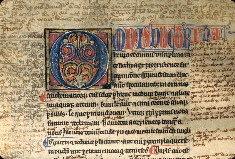 Avranches, Bibl. mun., ms. 0227, f. 164v