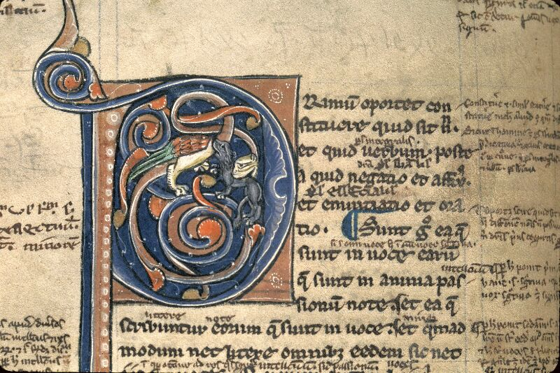 Avranches, Bibl. mun., ms. 0228, f. 039v - vue 2