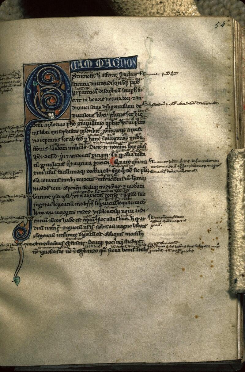 Avranches, Bibl. mun., ms. 0228, f. 054